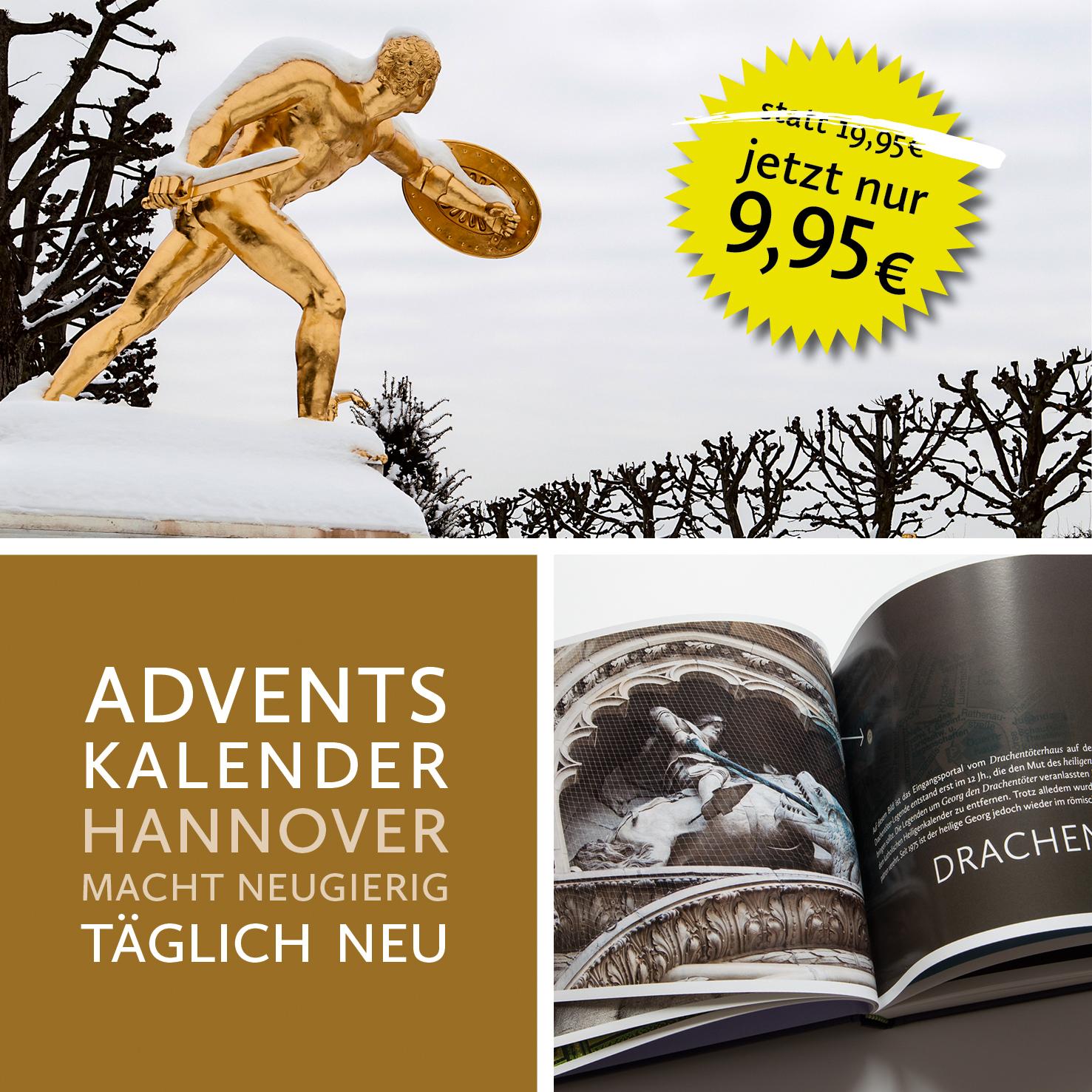 HANNOVER Adventskalender